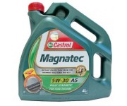Масло моторное Magnatec 5W-30 A5 NEW, 4л CASTROL 4670170090